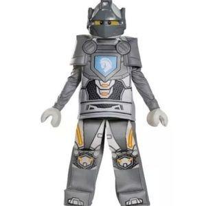 LEGO nexo Knight lance dress up costume 4-6x boy